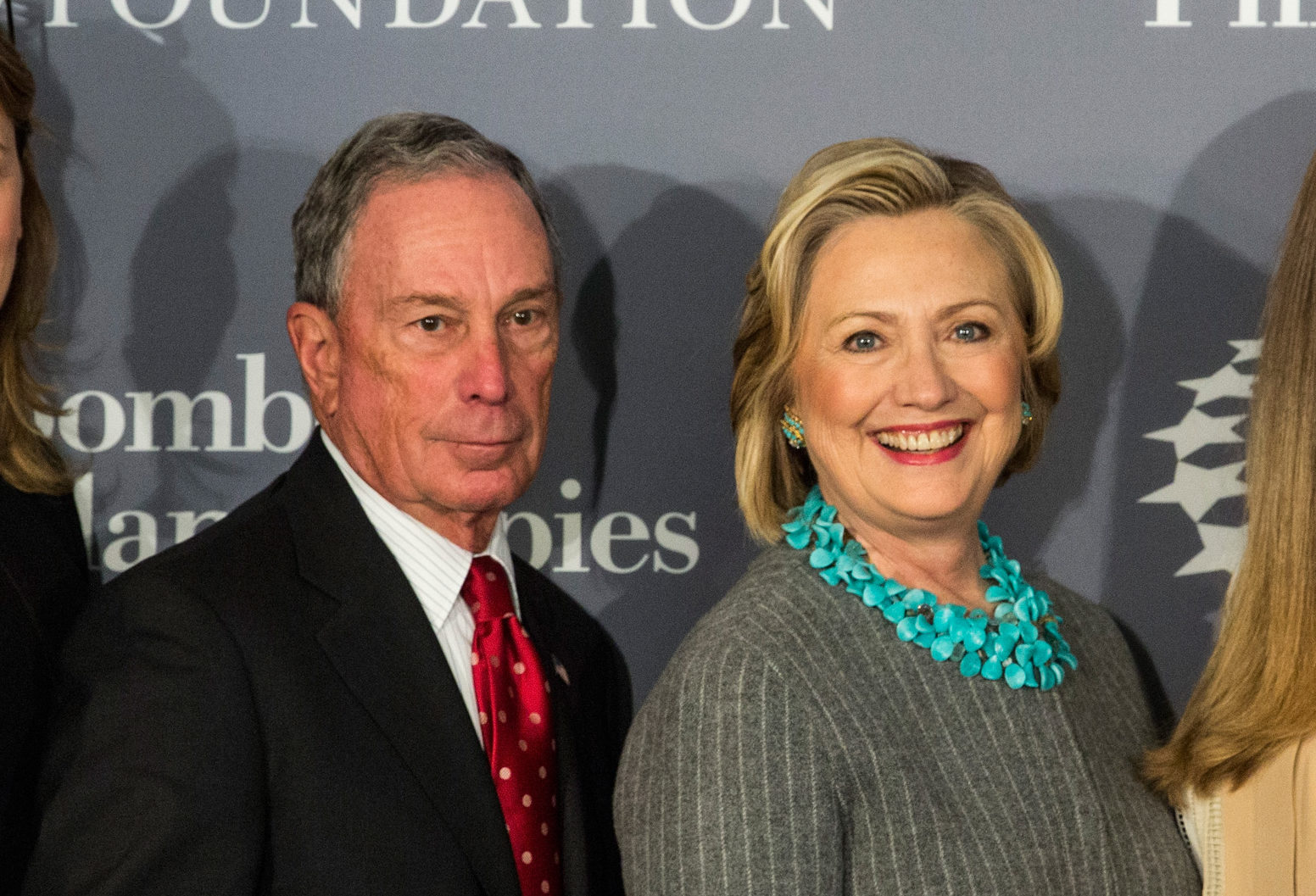 Trump World Reacts To Report Bloomberg Could Tap Hillary To Be His VP