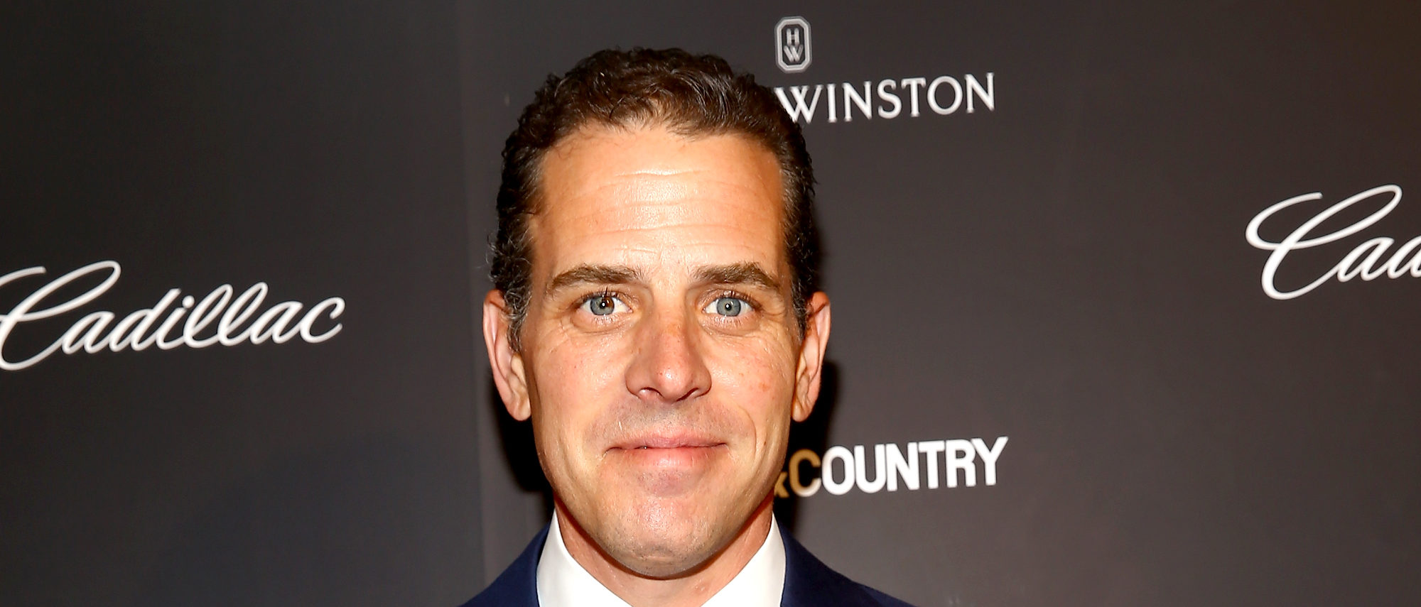 """Hunter Biden attends the T&C Philanthropy Summit with screening of """"Generosity Of Eye"""" at Lincoln Center with Town & Country on May 28, 2014 in New York City. (Astrid Stawiarz/Getty Images for Town & Country)"""