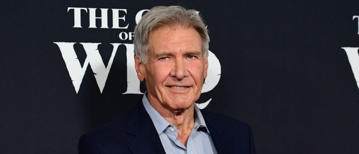 Harrison Ford Says We Have No Choice But To 'Start Talking Politics' To 'Regain The Middle Ground'