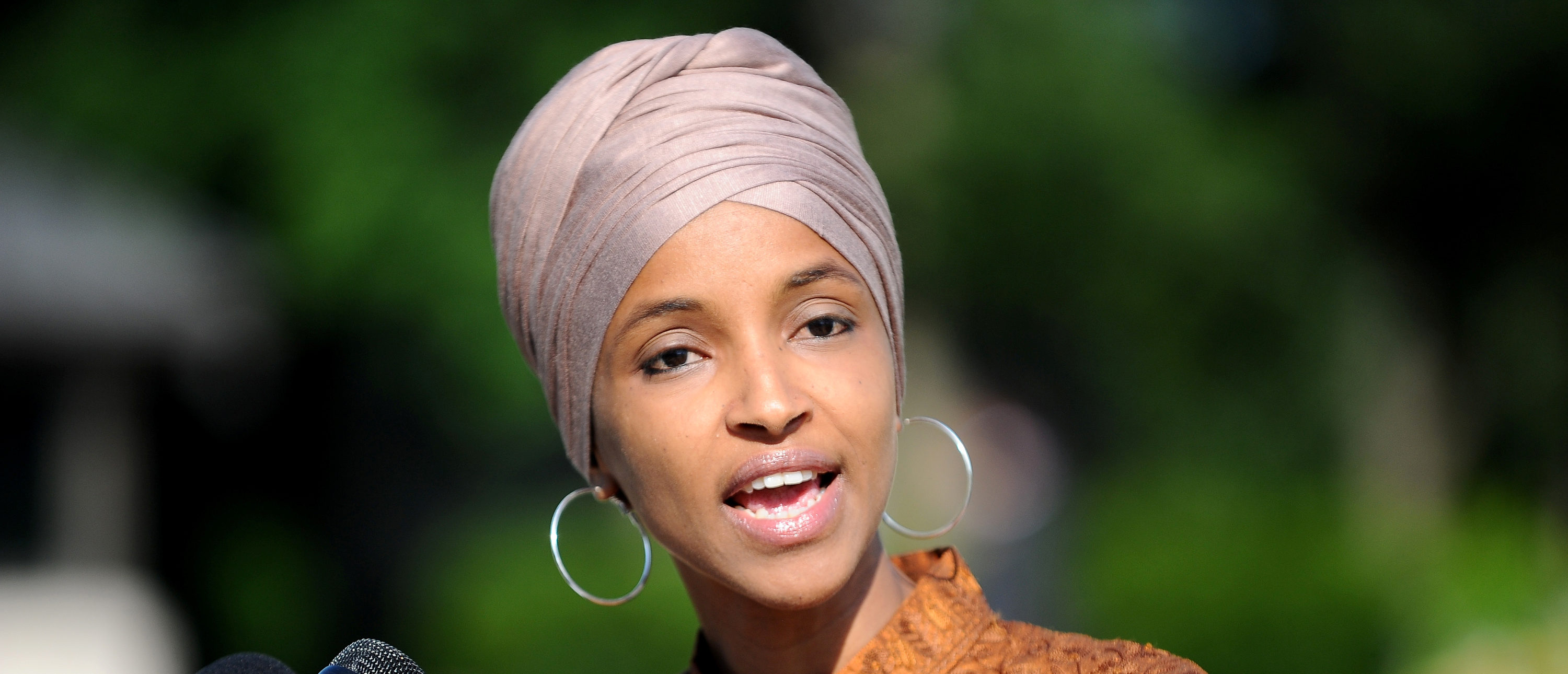 Omar Implies Somali Community Leader Was Paid To Say She Married Her Brother