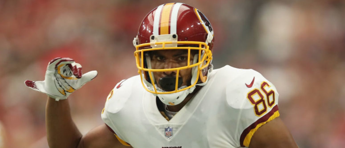 Washington Redskins Release Jordan Reed After He Clears Concussion Protocol