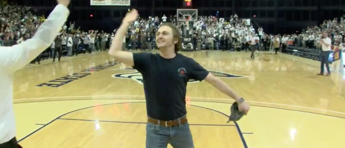 Montana State Student Joe Thompson Says He Celebrated Winning $11,111 On Full-Court Shot By Going To The Bars