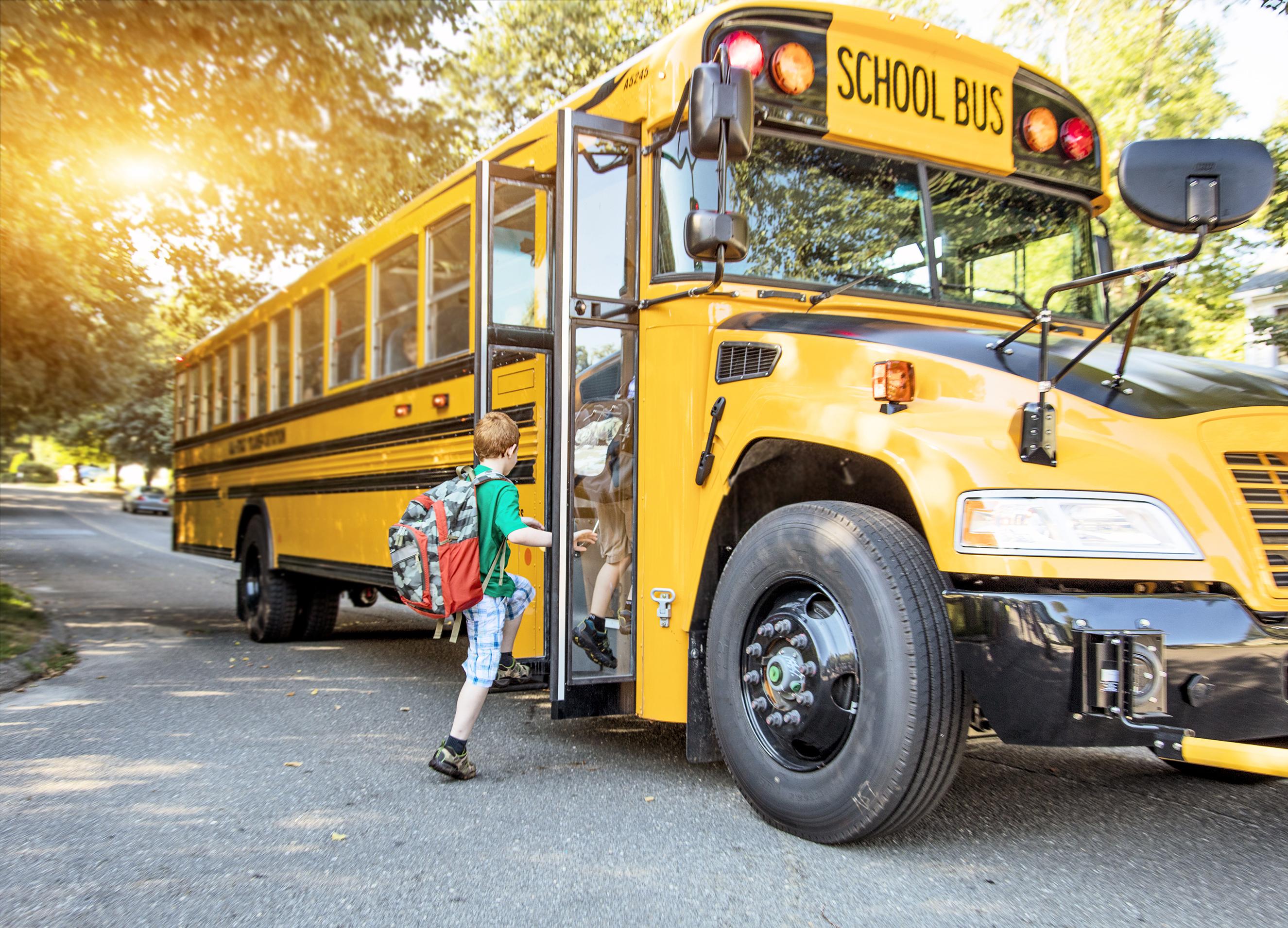 School Bus. Shutterstock