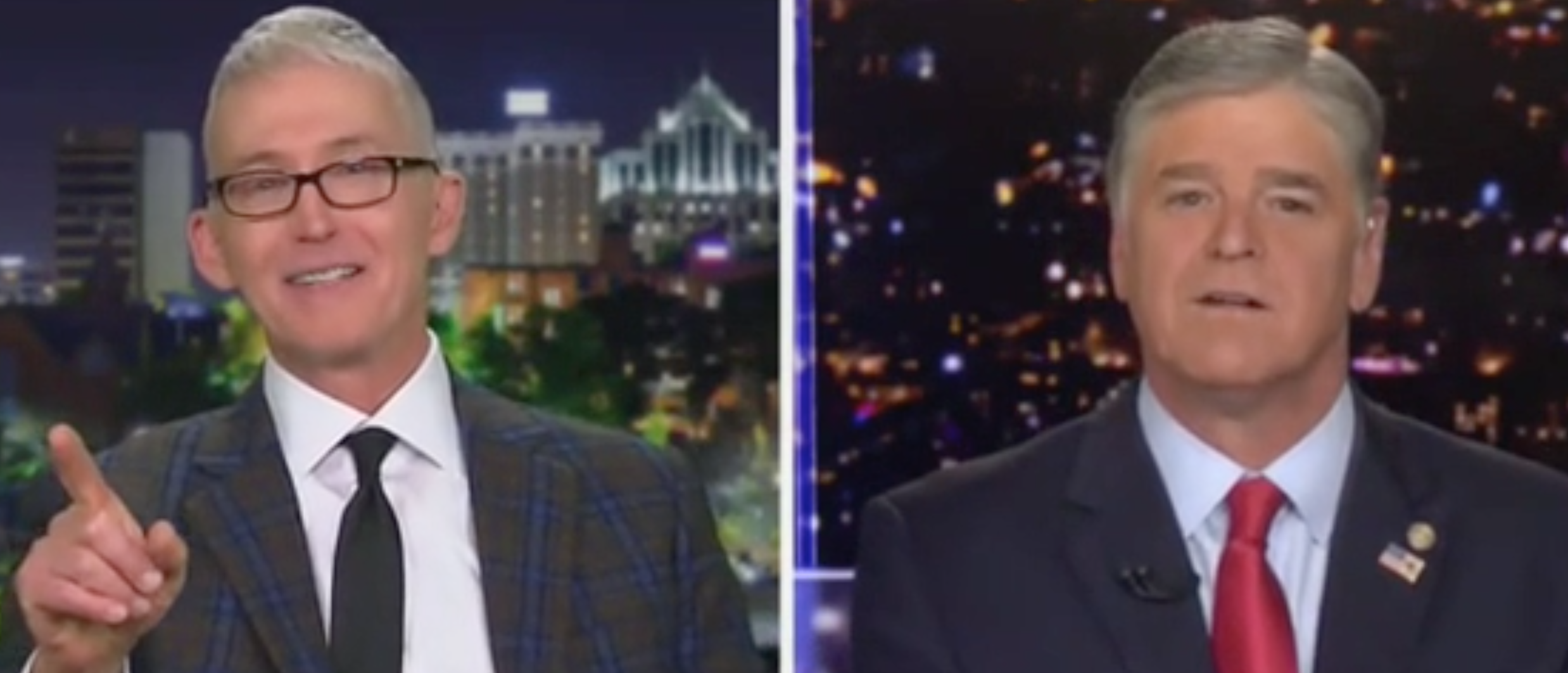 'Shred The Constitution! Shred It': Sean Hannity Says FISA Abuse Needs To Land People In Jail