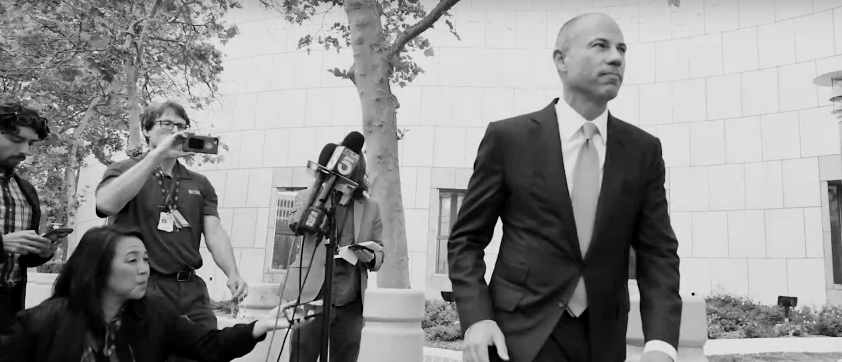 Media Praised Michael Avenatti, Now A Convicted Felon, As The Man Who Could Take Down Trump