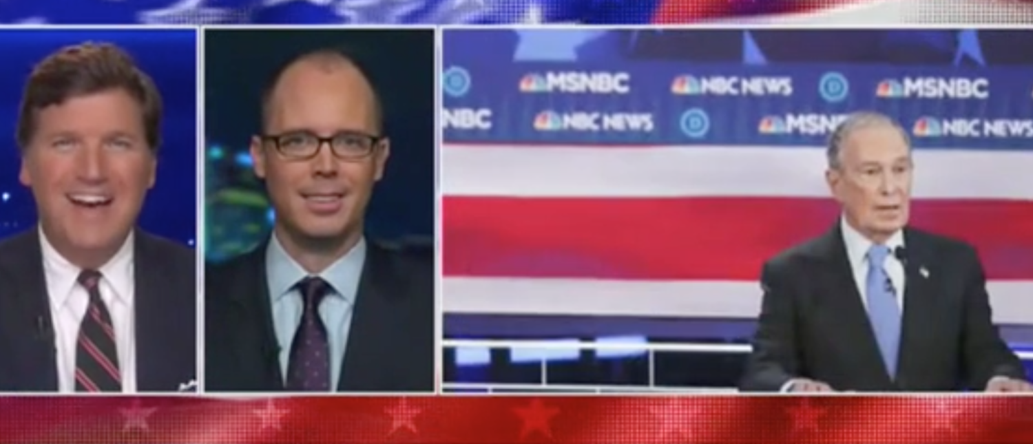 Sean Davis Mocks Bloomberg: He Paid 'Half A Billion Dollars To Get Scalped By A Fake Indian'