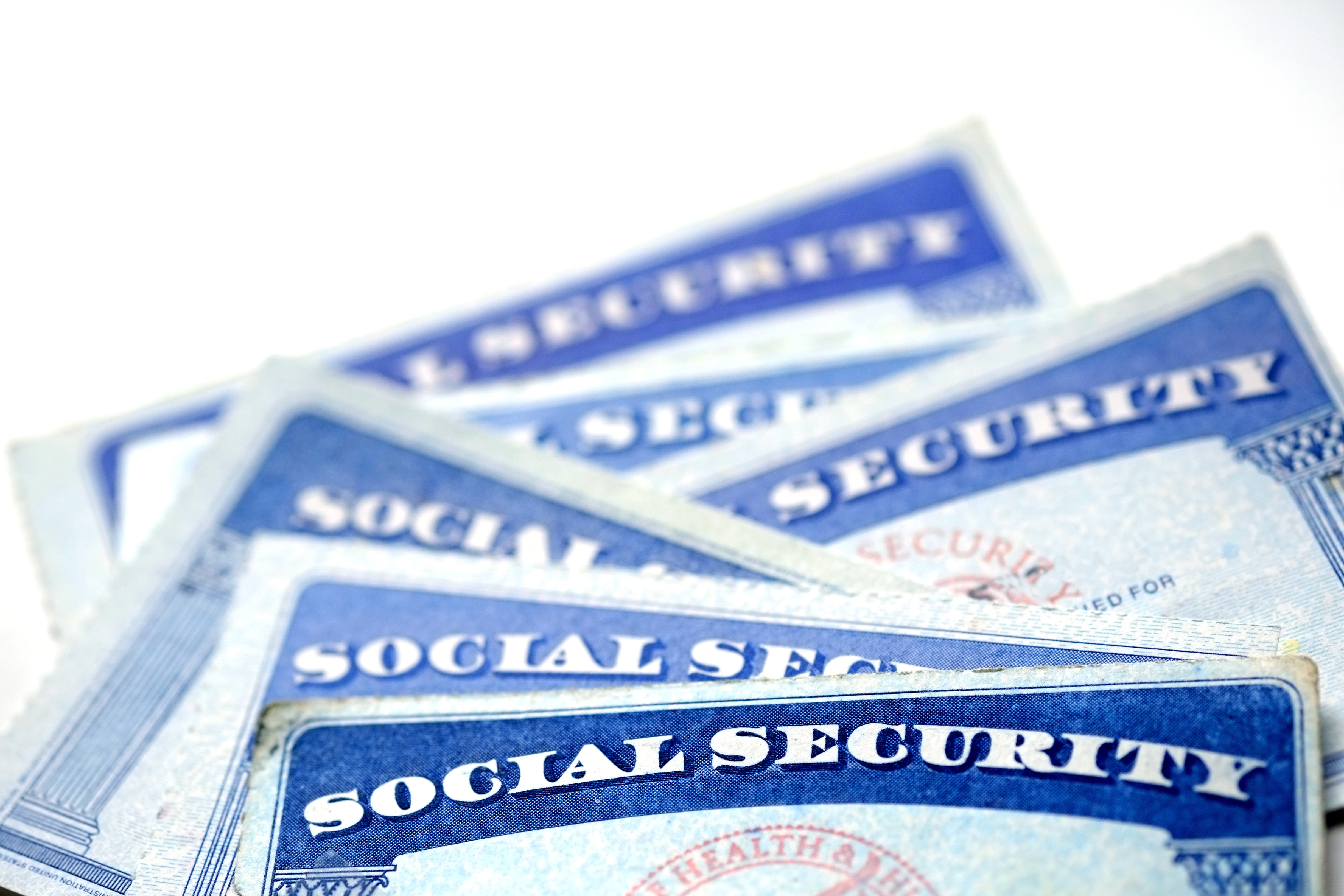 Social Security. Shutterstock