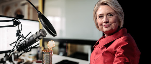 Hillary Doesn't Understand The Can Of Worms Her New Podcast Will Open