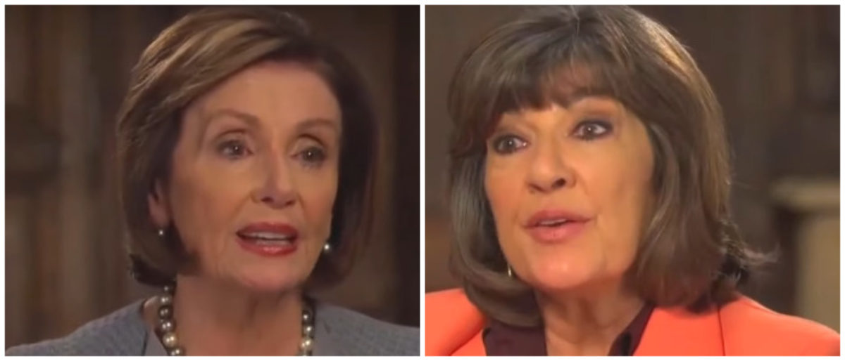 CNN Anchor Tells Nancy Pelosi That Trump Was Acquitted — She Interrupts, Claims He Wasn't