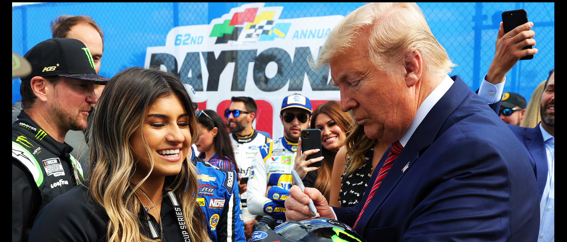 The Daytona 500 Was Full Of God, Family...