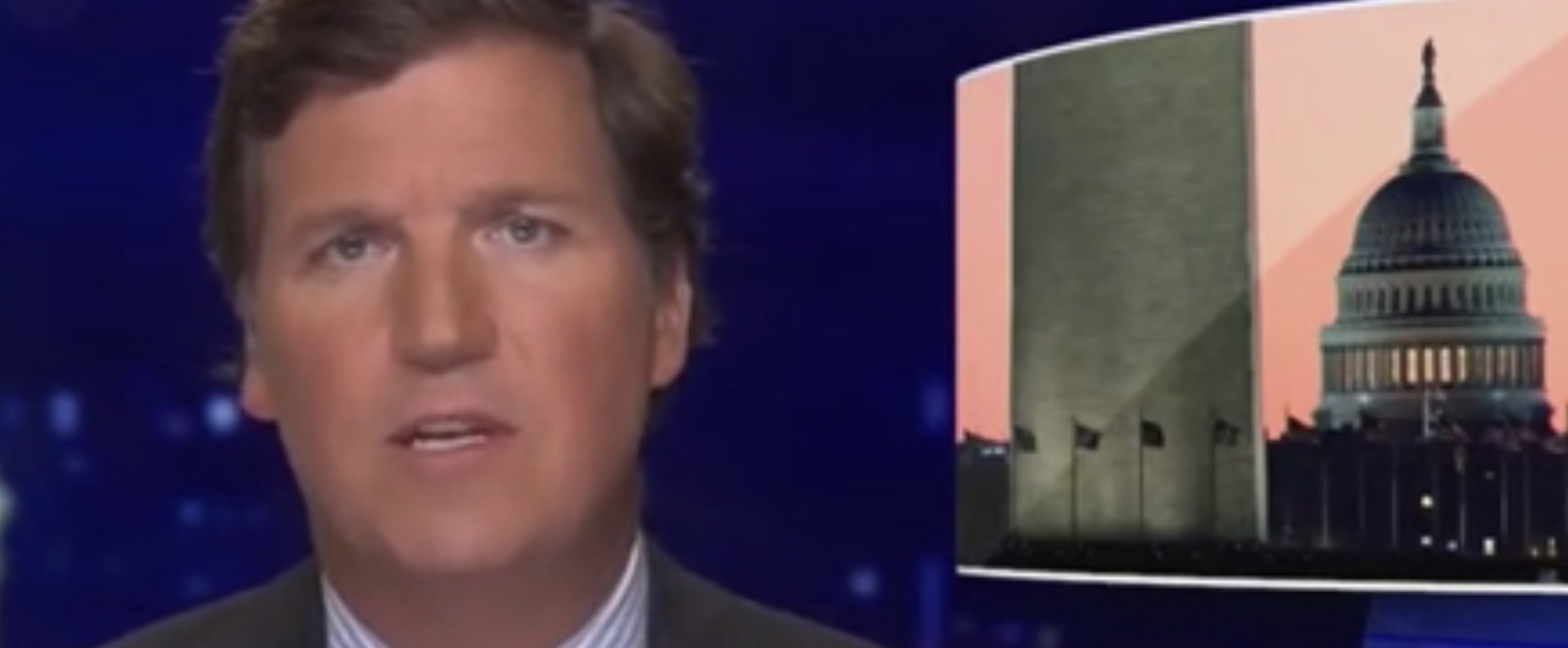 Tucker Carlson Tells Government To 'Stop Lying To Us' During COVID-19 Crisis