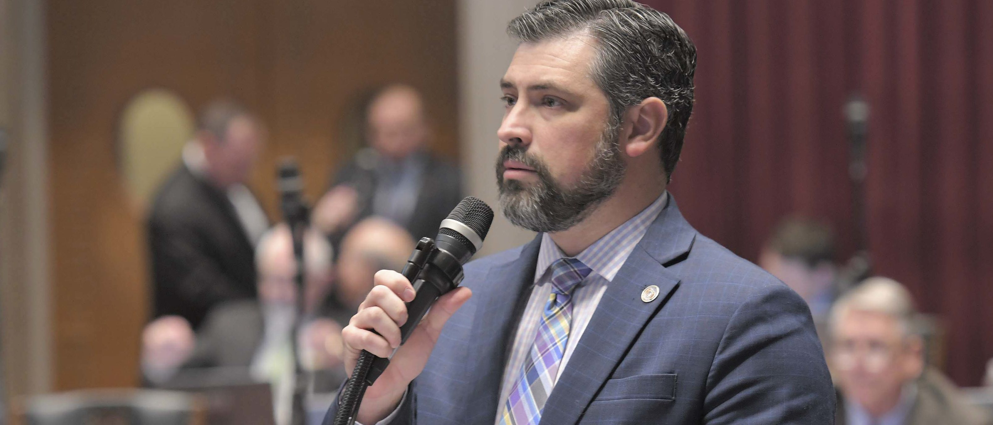 'Death Threats For Me And My Family': Missouri Lawmaker Trying To Ban Drag Queens From Reading To Kids Says He's Faced 'Vitriol' And 'Hate'