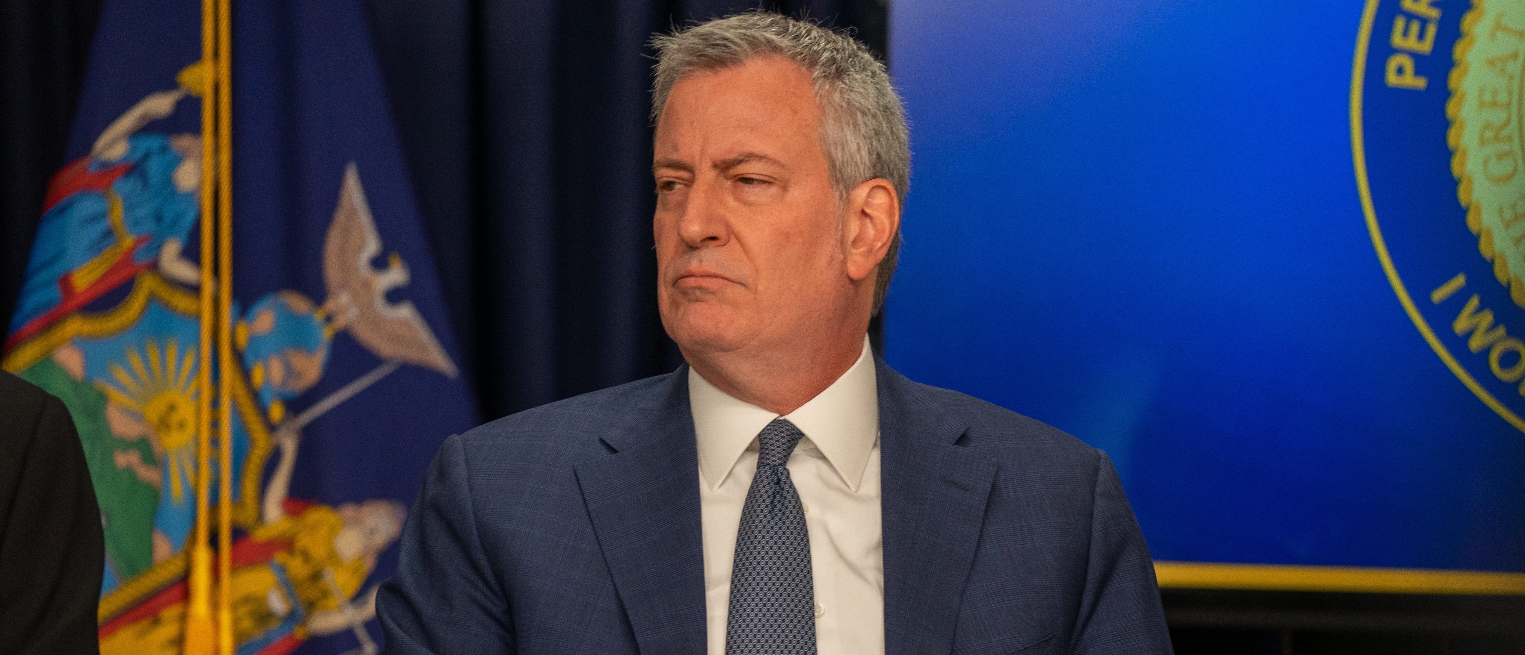 New York City Mayor Bill De Blasio: New Yorkers Should Be Prepared For 'Shelter-In-Place' Order
