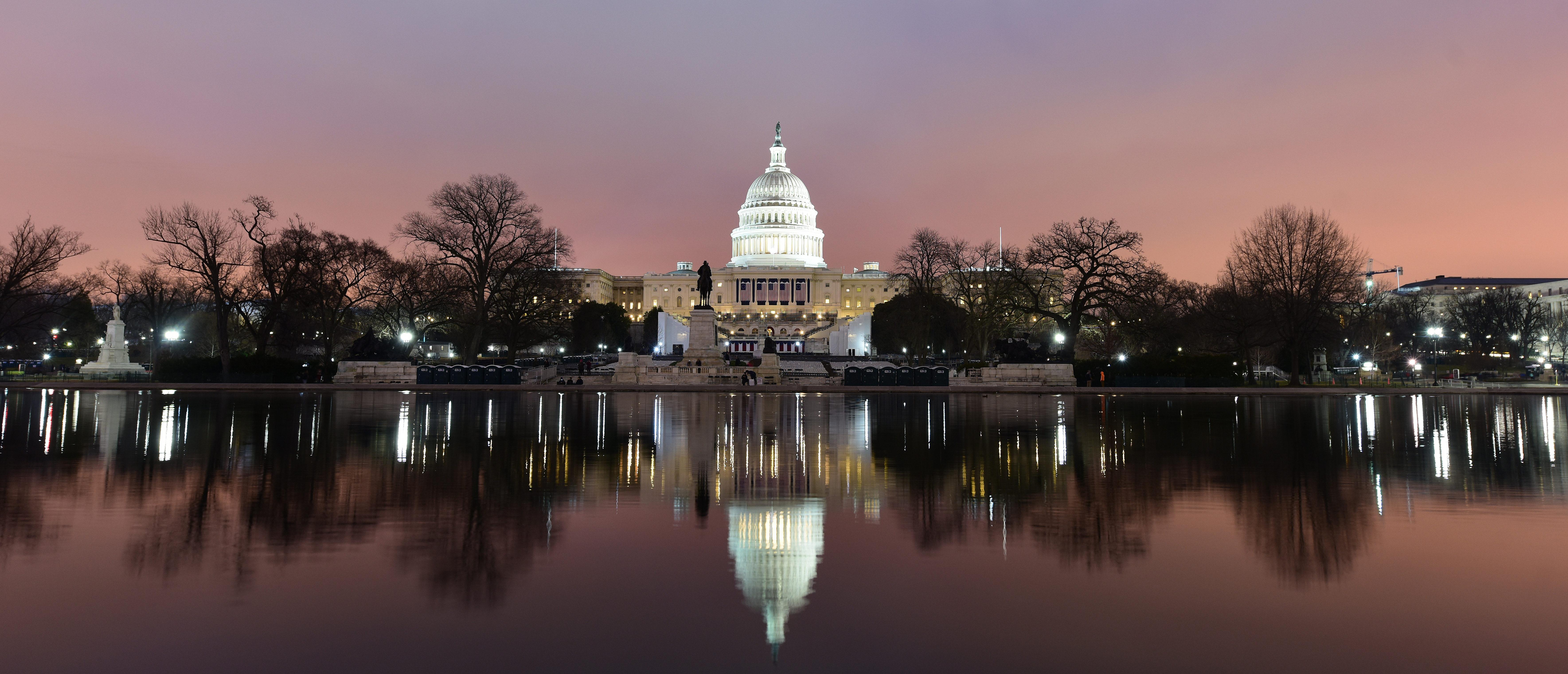 DC Skyline. Shutterstock