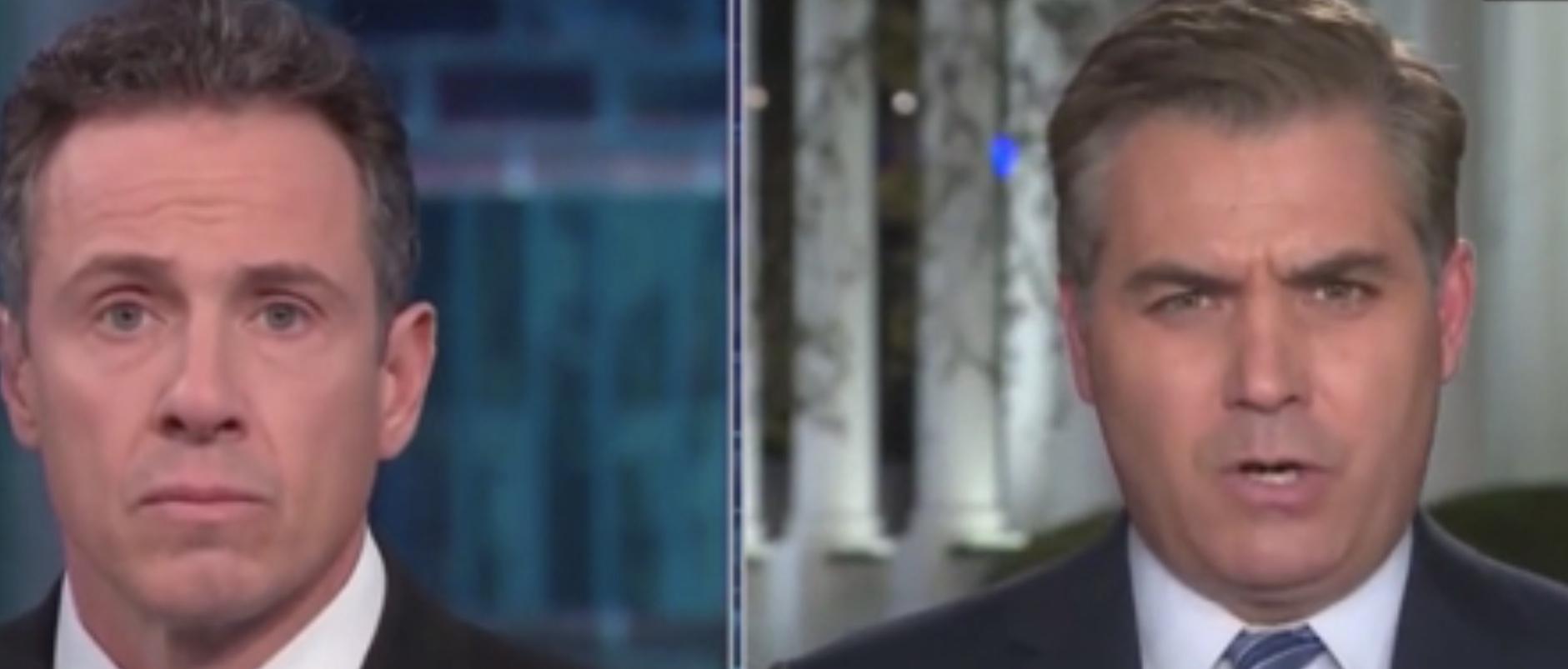 CNN's Jim Acosta: Trump Calling Coronavirus 'Foreign' Is Xenophobic