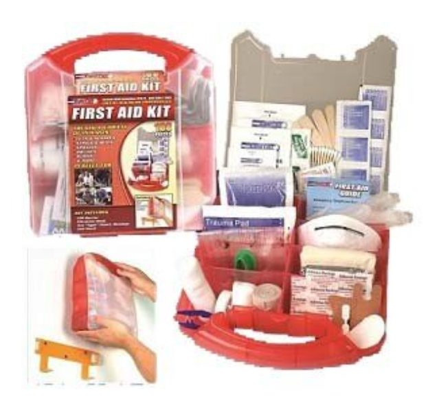 183 Separate Pieces Ensures You Are Prepared For A Multitude Of First-Aid Scenarios (Photo via Outbreak Provisions)