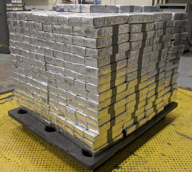 Meth Bust. Image courtesy of CBP
