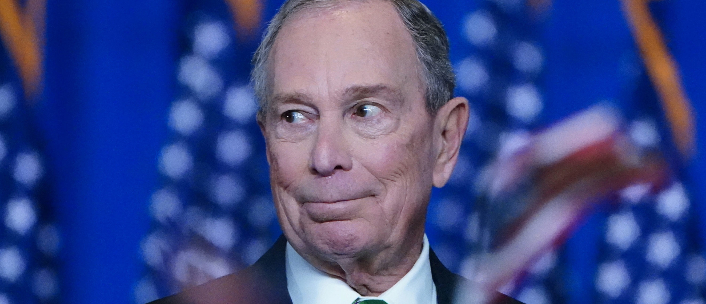 Pro-Trump Super PAC Files FEC Complaint Alleging Bloomberg's $18 Million DNC Donation Was Illegal