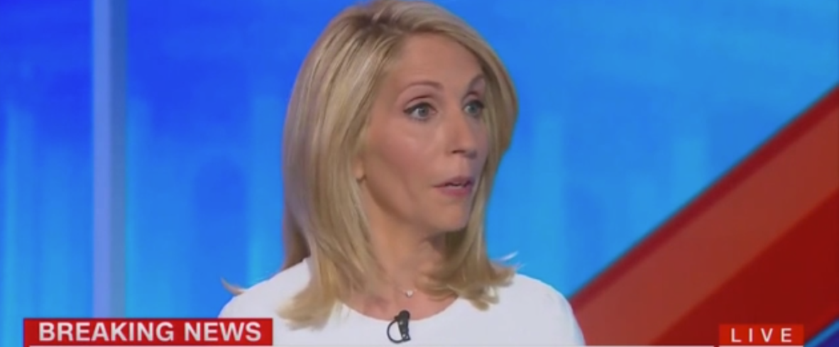 CNN Anchor Dana Bash Praises Trump After One Of The Coronavirus Press Conferences
