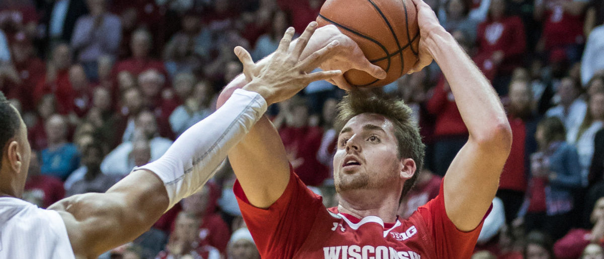 Wisconsin Gets The 1 Seed In The Big 10 Tournament After Maryland Beats Michigan