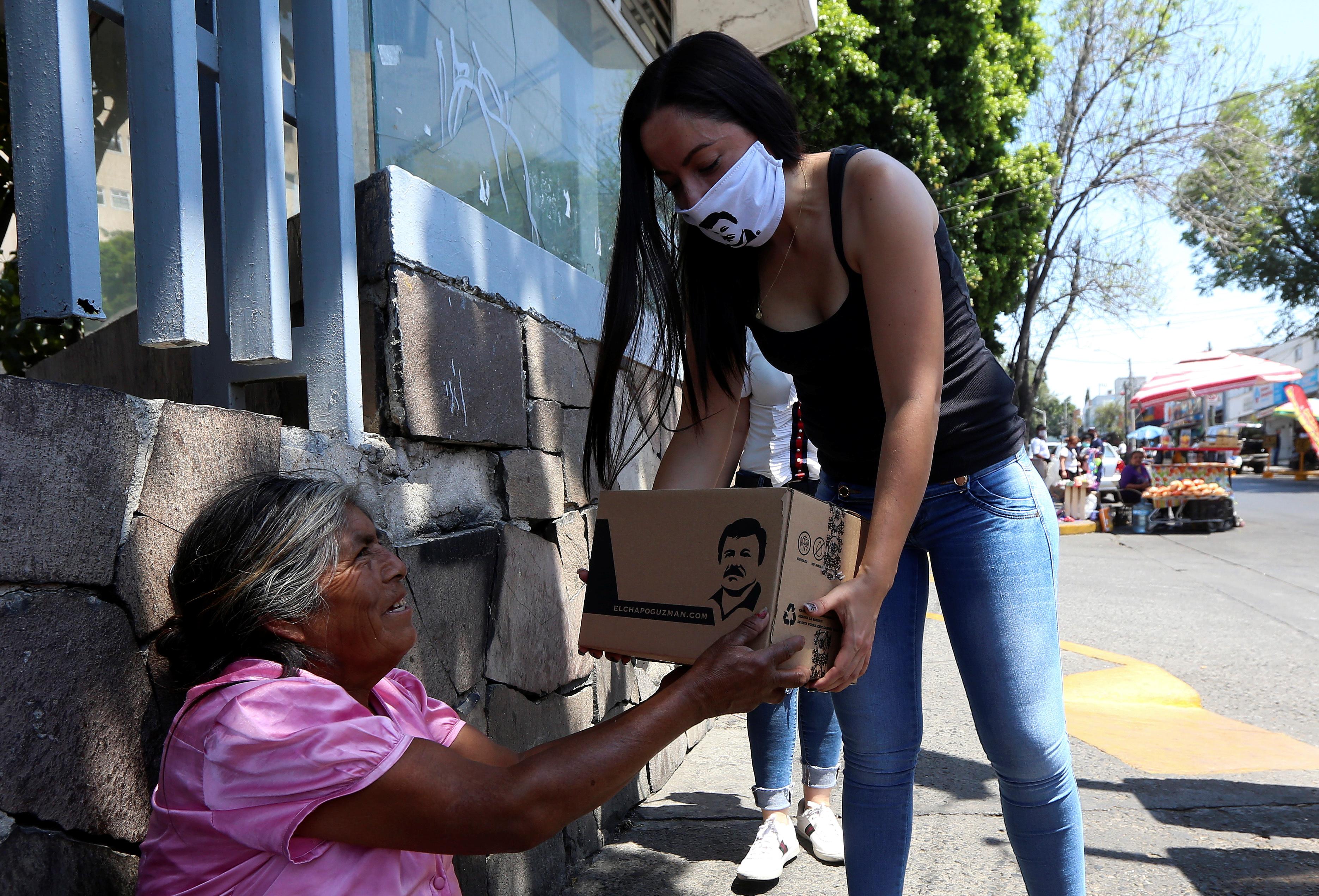Outbreak of the coronavirus disease (COVID-19), in Guadalajara