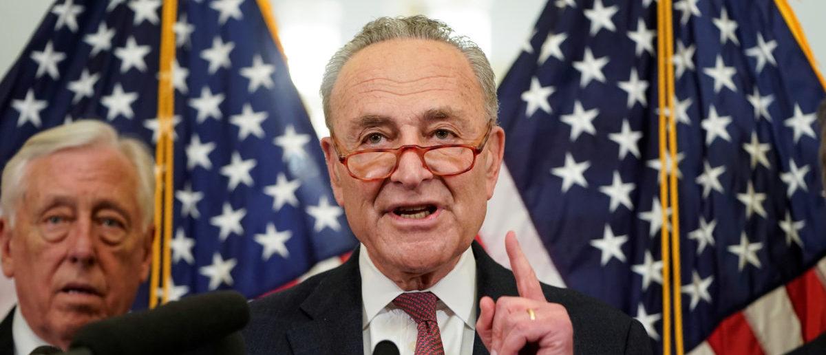 Senate Democrats Rail Against Conservative Dark Money In...