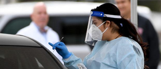UNLV Medicine Nearing Point Of Running Out Of Coronavirus Testing Kits