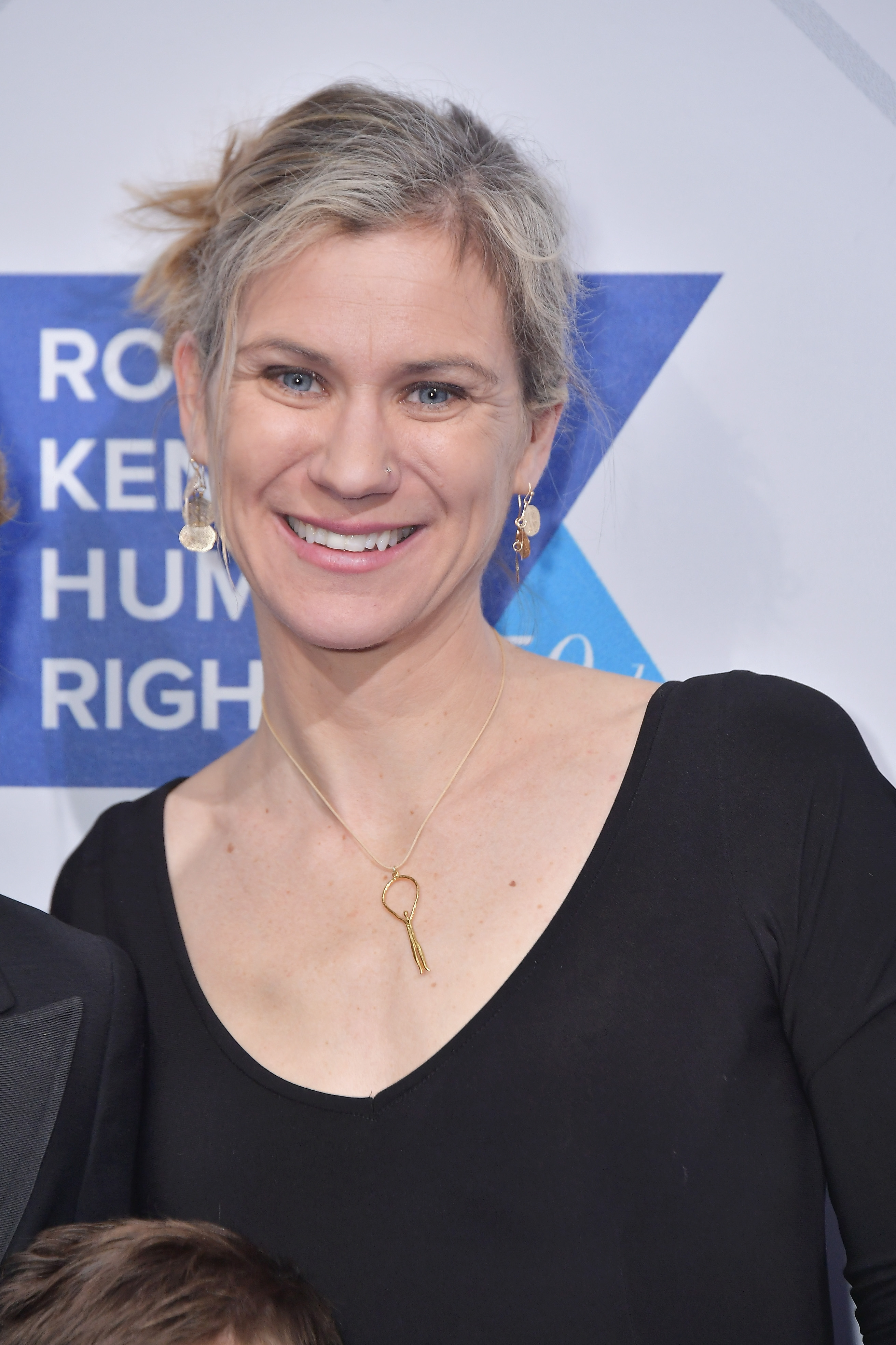 Maeve McKean attends the 2019 Robert F. Kennedy Human Rights Ripple Of Hope Awards on December 12, 2018 in New York City. (Photo by Michael Loccisano/Getty Images for Robert F. Kennedy Human Rights )