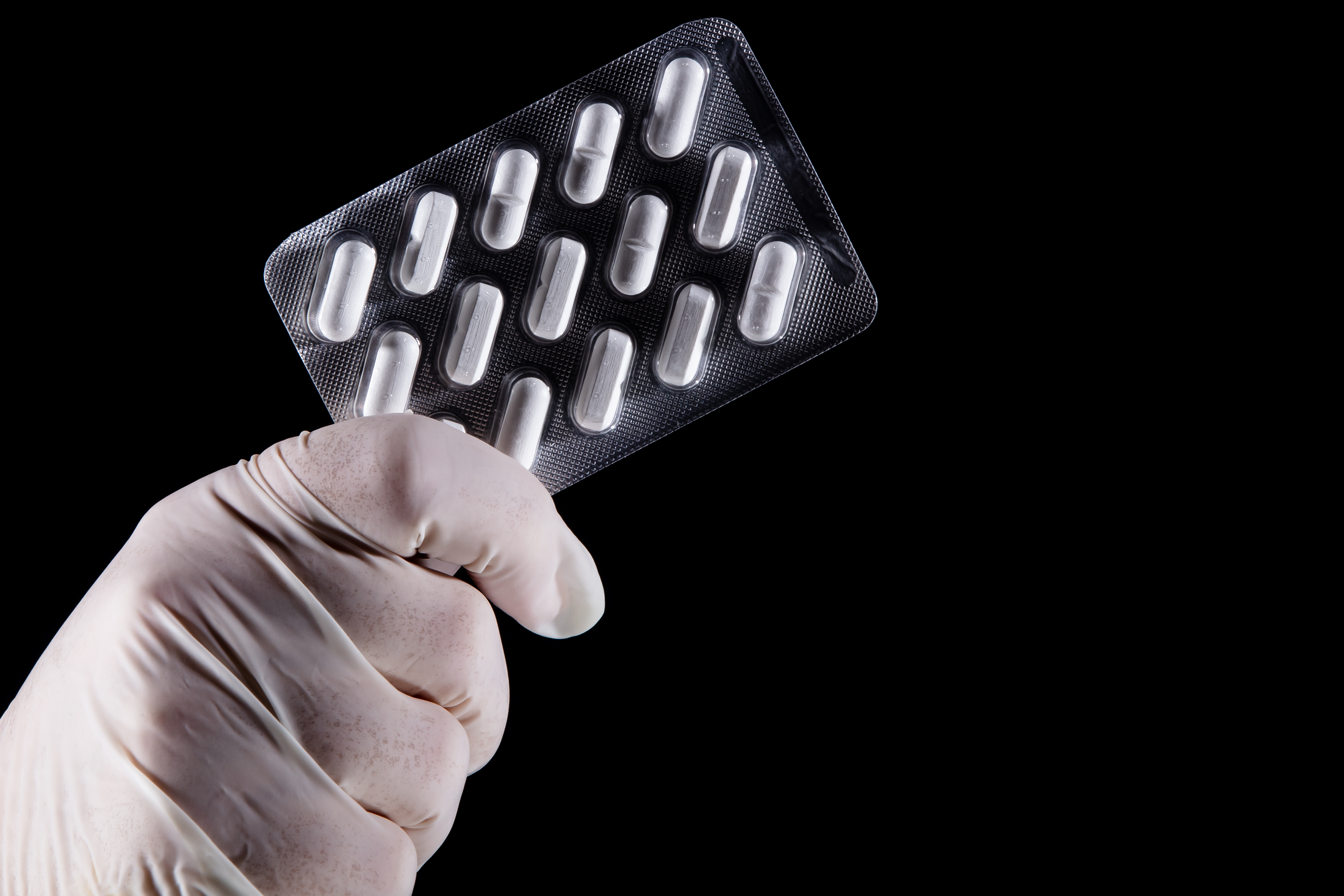 In this photo illustration, tablets on a blister pack of Plaquinol (Hydroxychloroquine) are displayed on April 10, 2020 in Rio de Janeiro, Brazil.(Photo illustration by Buda Mendes/Getty Images)