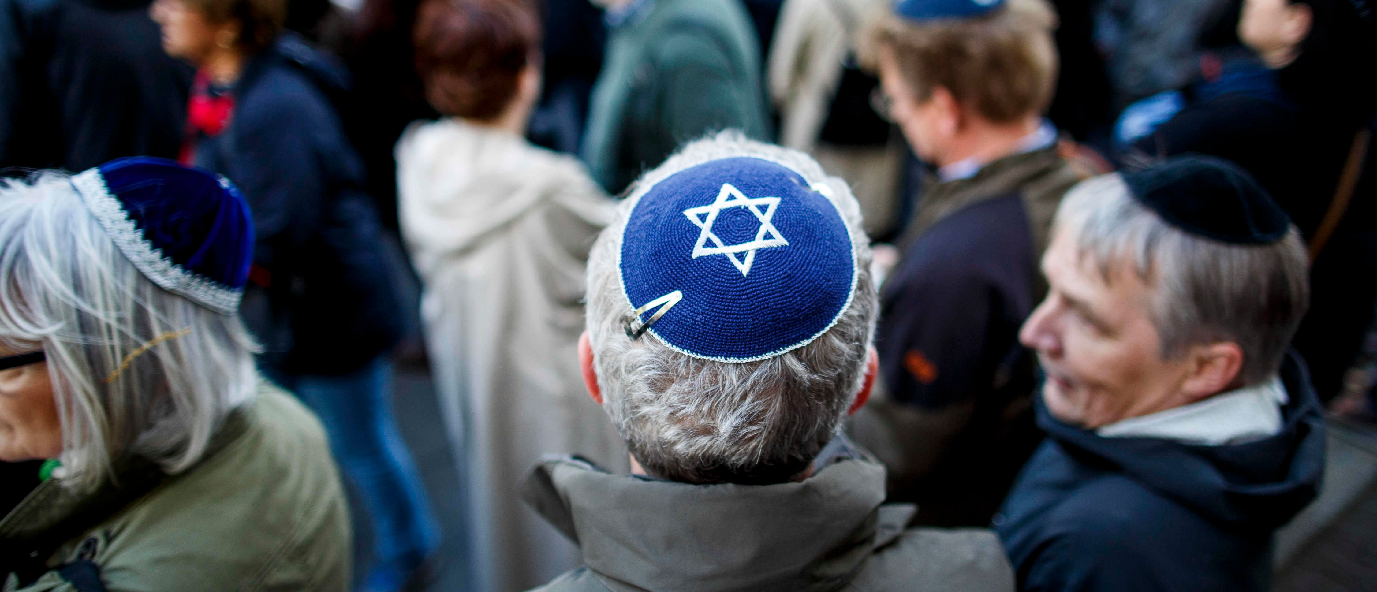 Jewish Community Calls For Kippah Gathering To Protest Against Anti-Semitism