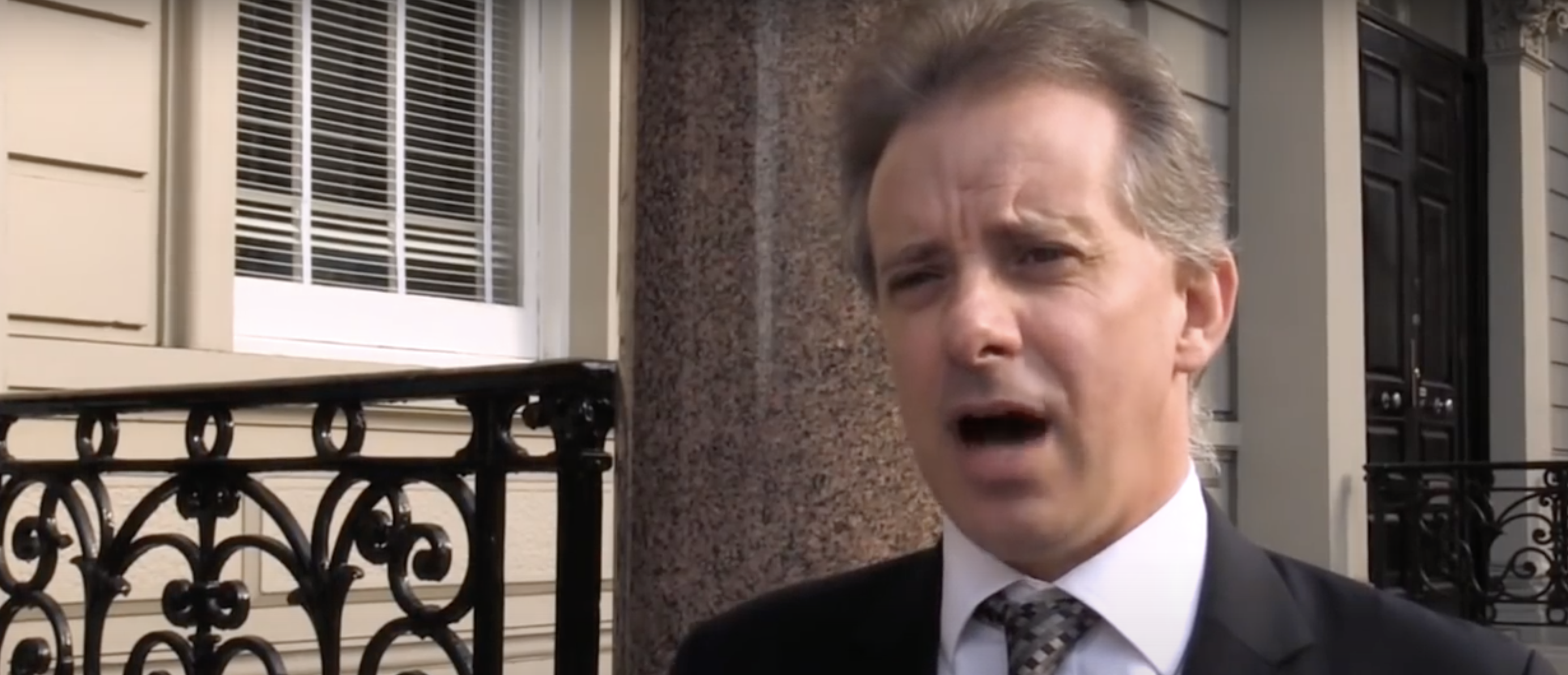 Steele Dossier Source Comes Out Of Hiding, Says He Stands By Trump 'Pee Tape' Allegation