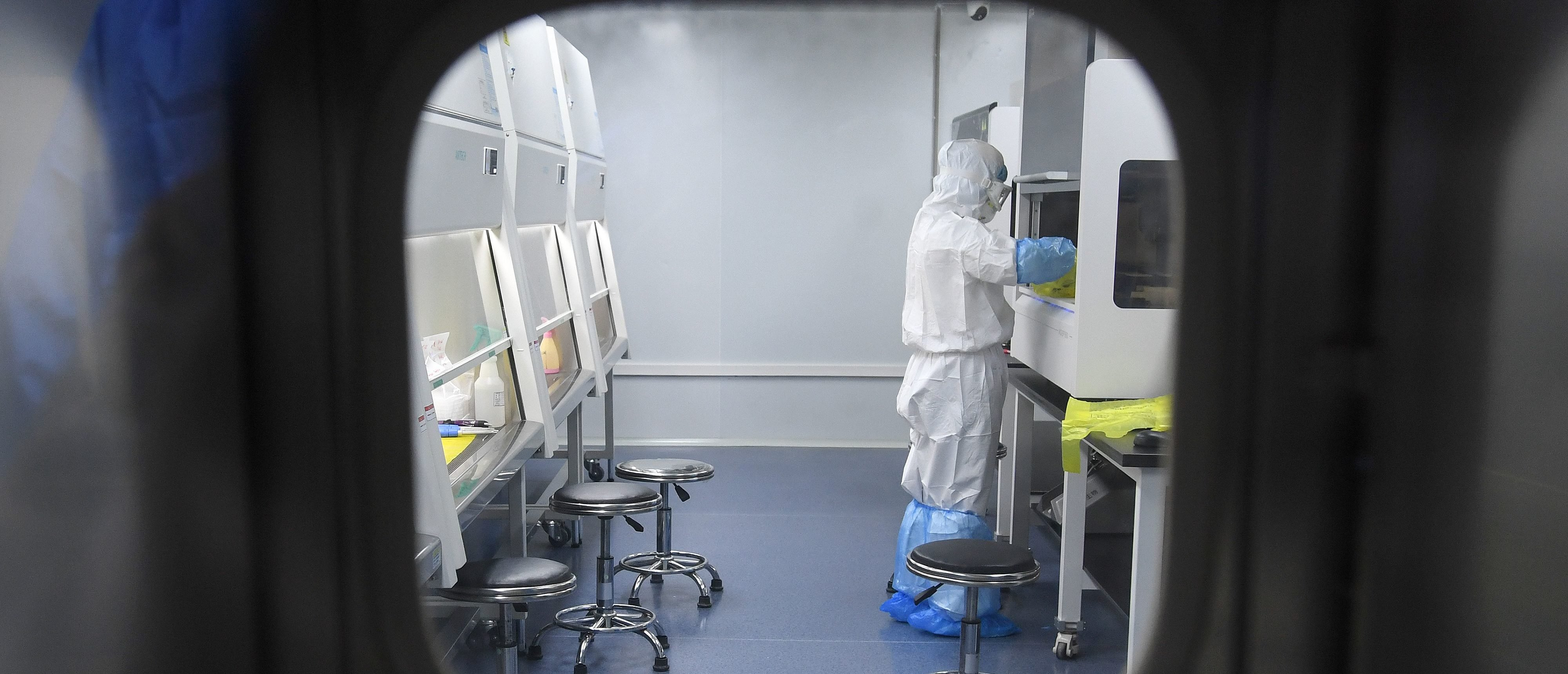 EXCLUSIVE: Coronavirus Expert Says Virus Could Have Leaked From Wuhan Lab