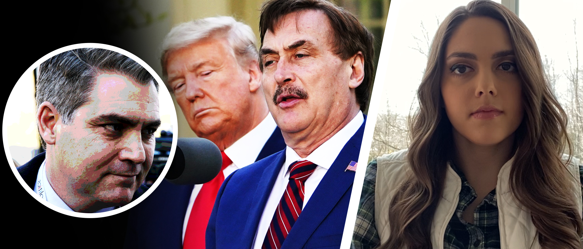 Unfit To Print Episode 46: MyPillow's Mike Lindell Punches Back At Jim Acosta