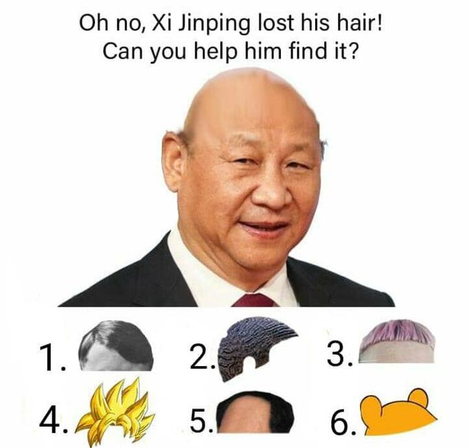 Hundreds of American memes mocking Xi's resemblance to Pooh have been upload to KnowYourMeme.com, a popular online forum. (KnowYourMeme/Don)