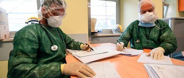Here's What Doctors Are Using To Treat Coronavirus