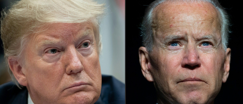 Donald Trump, Joe Biden (SAUL LOEB, JIM WATSON/AFP via Getty Images)