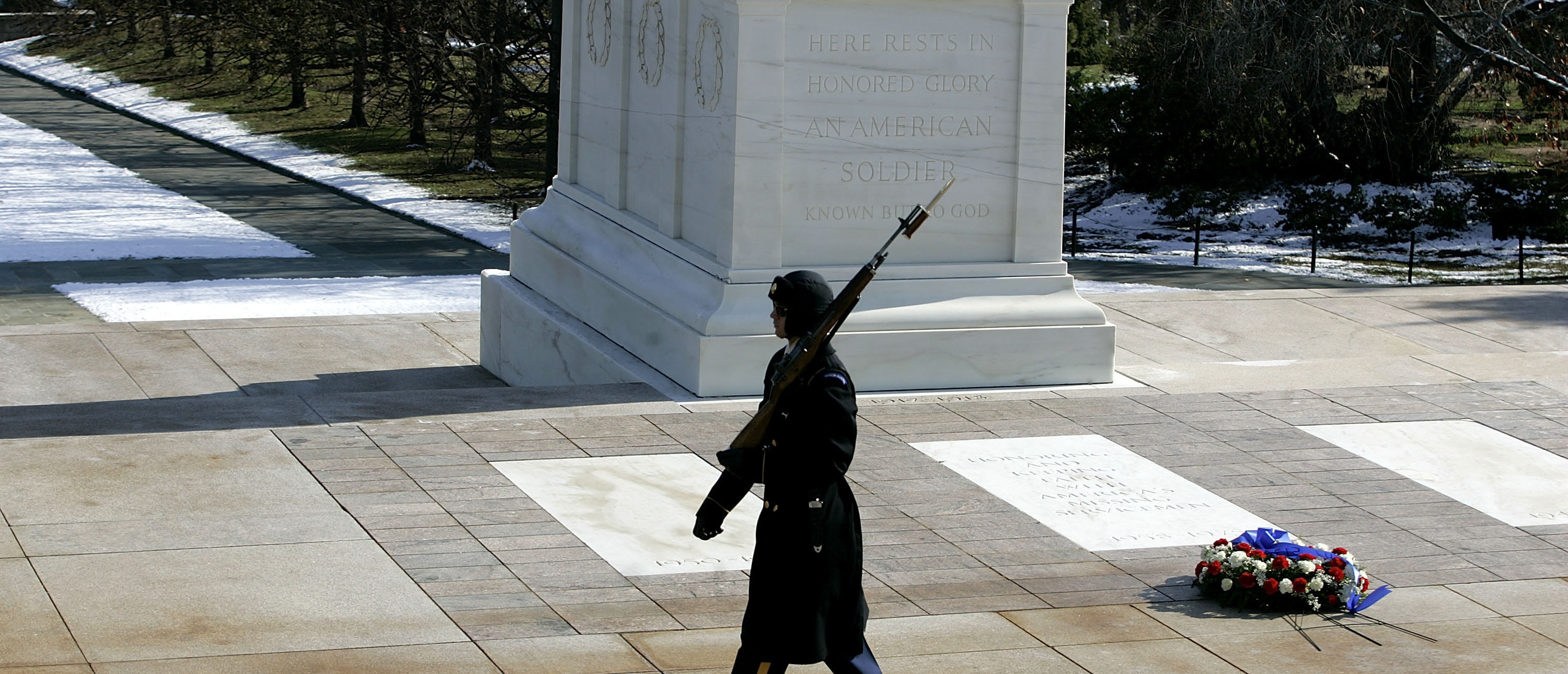 A Memorial Day Message From The Men Who Protect The Tomb Of The Unknown Soldier