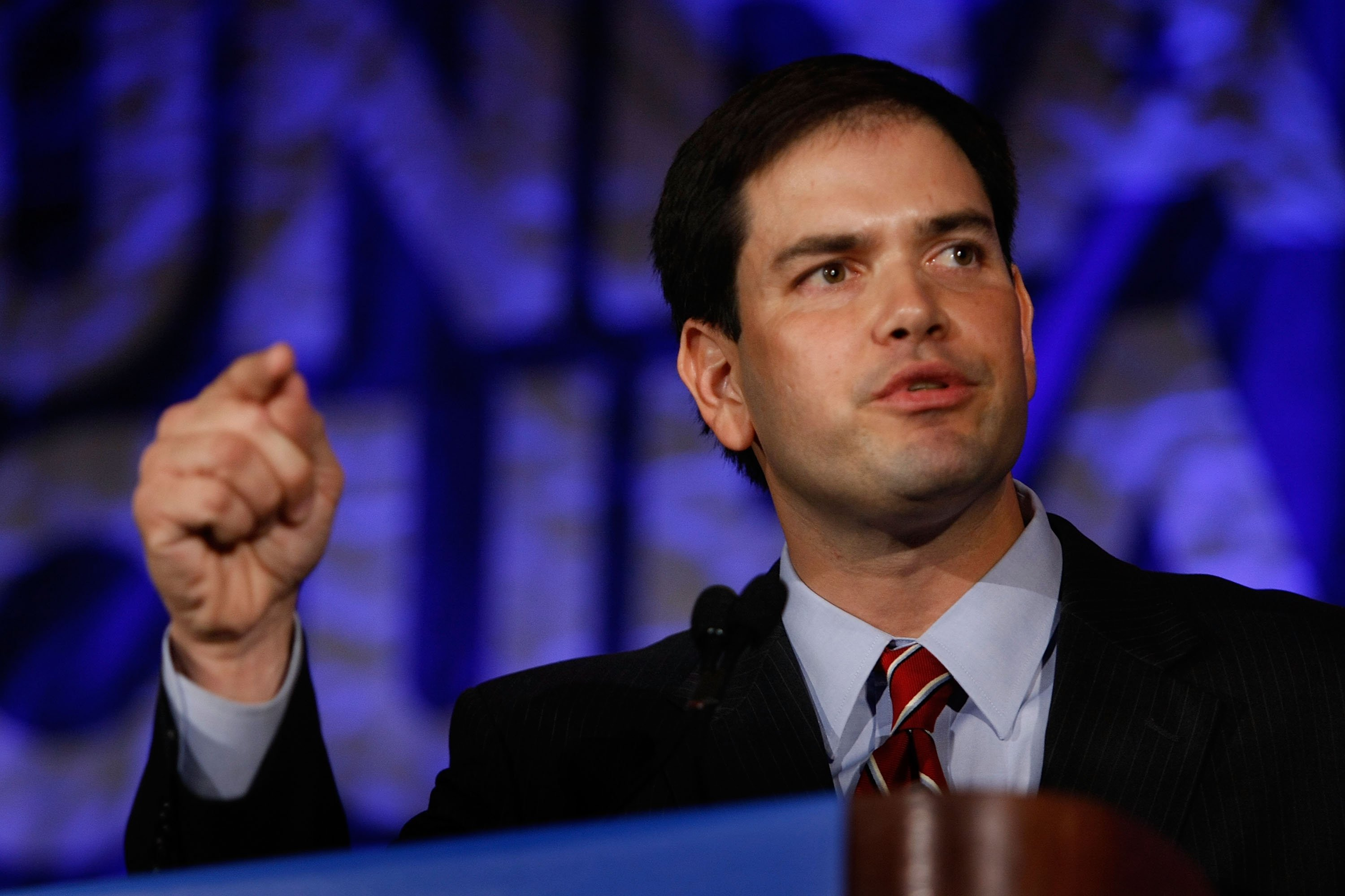 Florida Republican Sen. Marco Rubio (Joe Raedle/Getty Images)