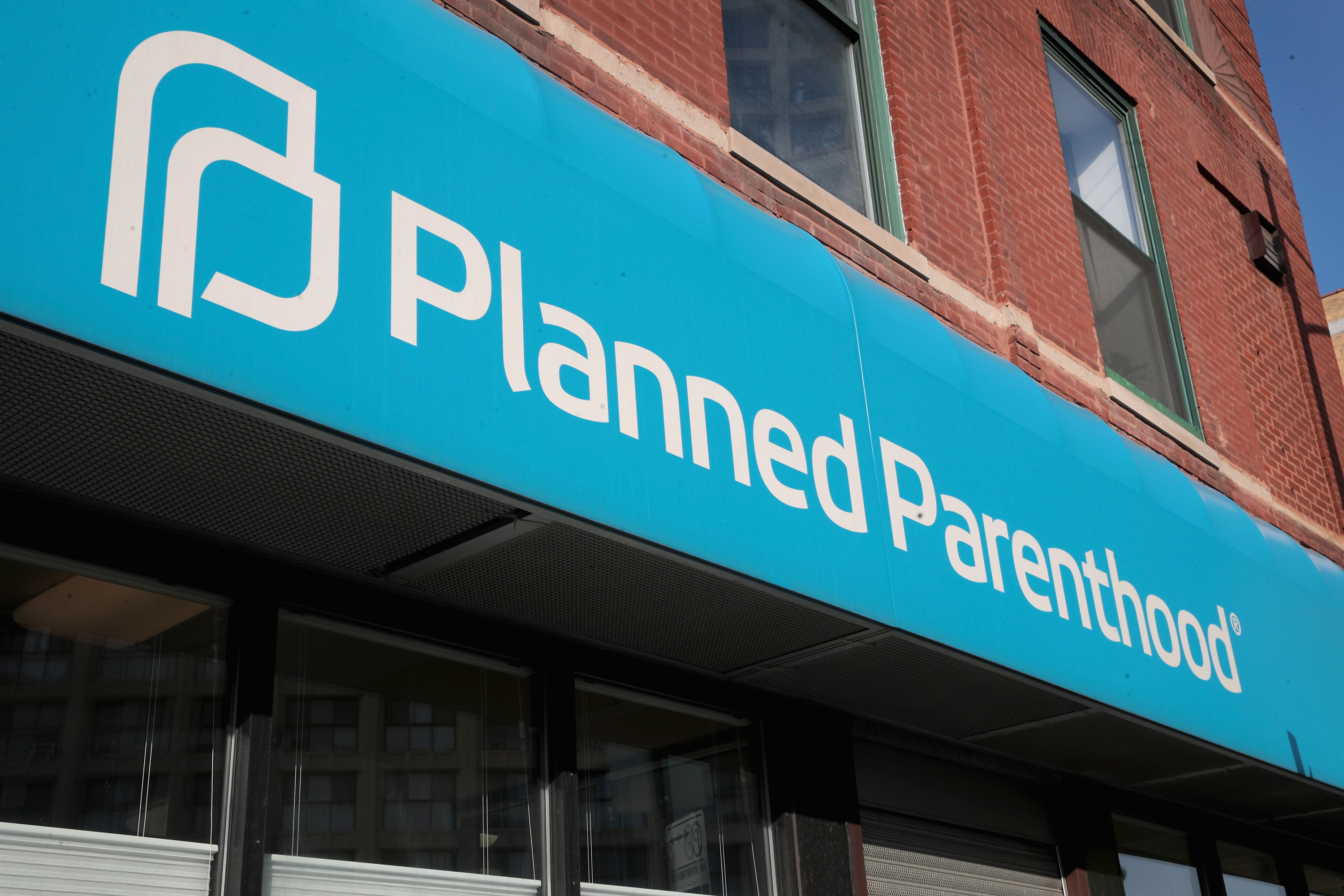 A Planned Parenthood clinic on May 18, 2018 in Chicago, Illinois. (Scott Olson/Getty Images