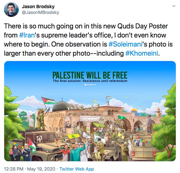 Jason Brodsky Tweet. screen grab
