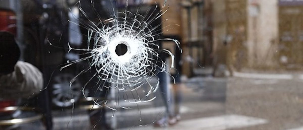 Shot Reportedly Fired Into Window Of RNC Building...