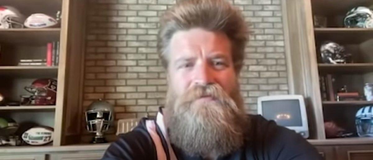 Ryan Fitzpatrick's Beard Has Become Gigantic During Quarantine
