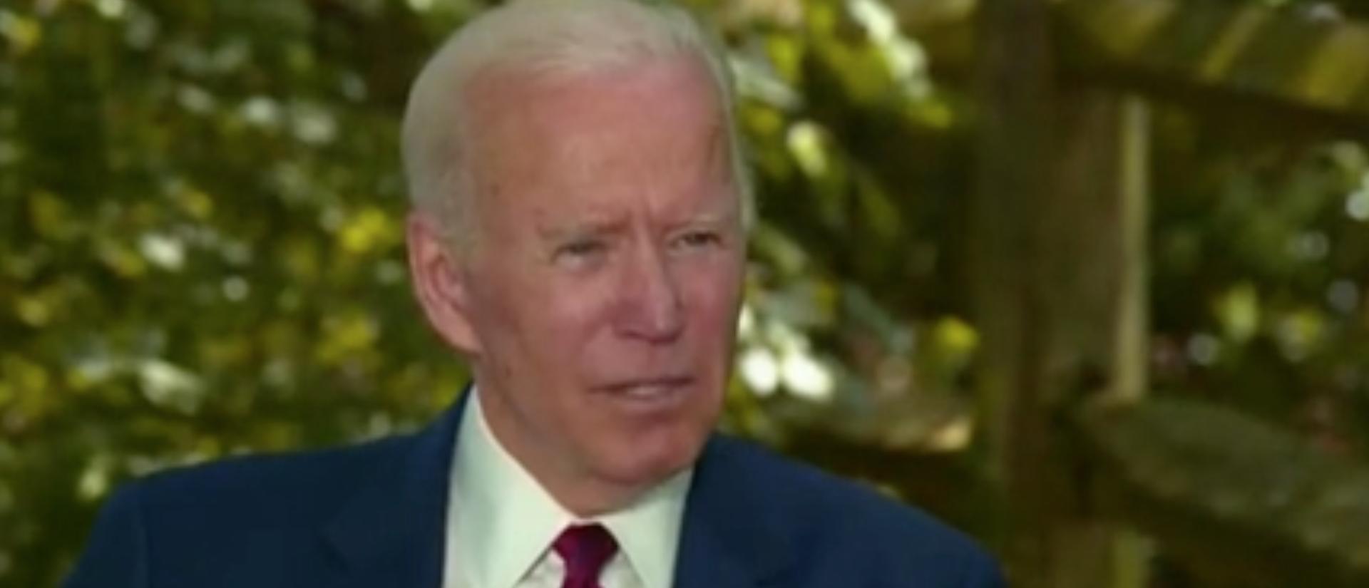 Without Evidence, Joe Biden Blames Nearly Half Of...