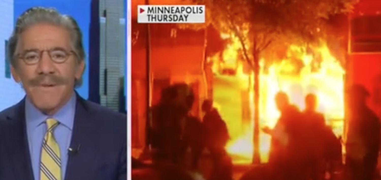Minneapolis-búans George Floyd: Geraldo Accuses Rioters Of Replacing George Floyd...
