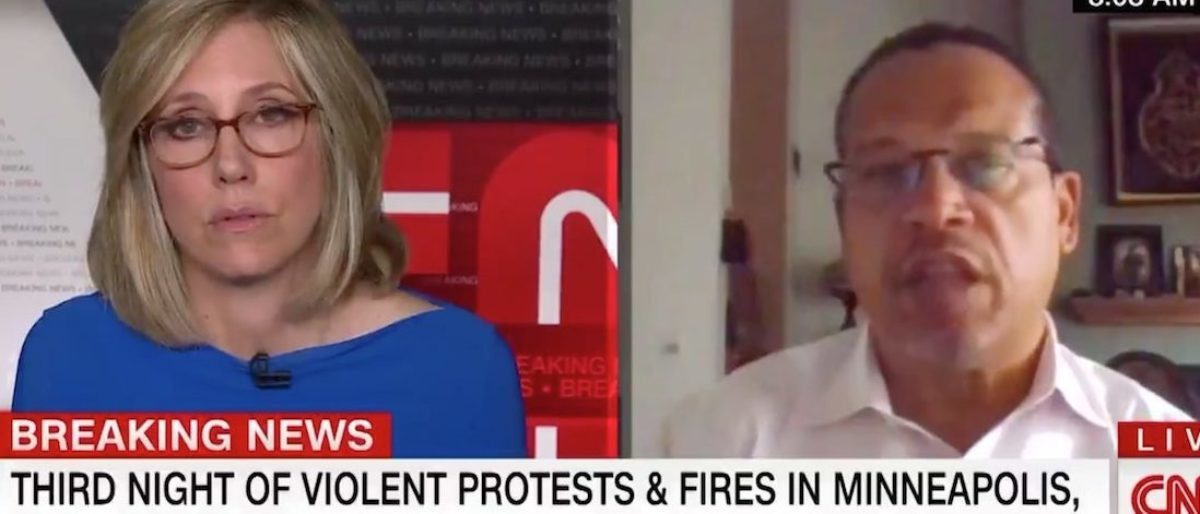 Minnesota AG Keith Ellison Says He Expects Charges...