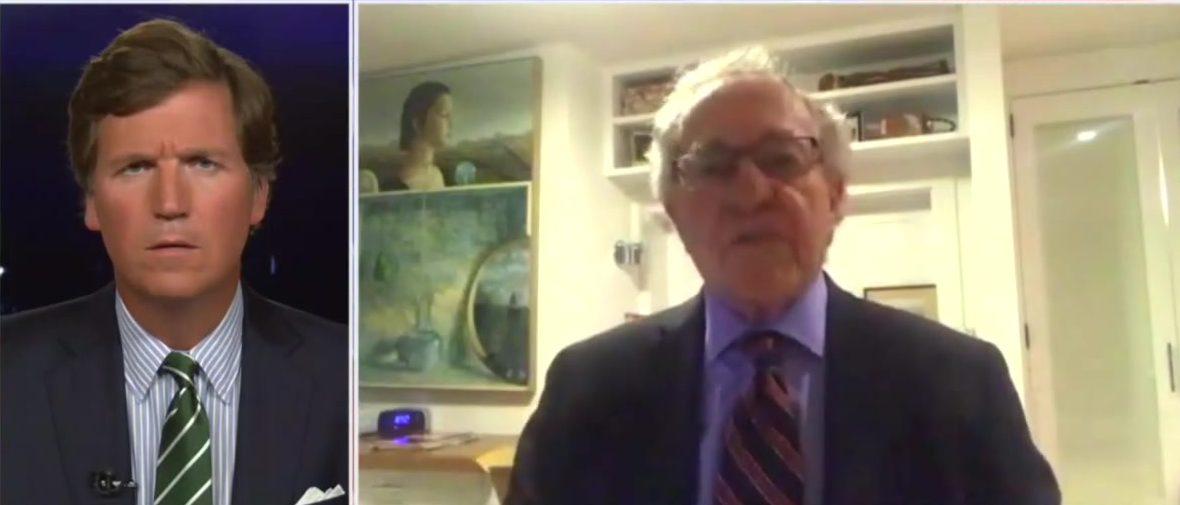 Tucker Carlson And Alan Dershowitz Discuss Mandatory Vaccinations And Civil Liberty In The Age Of Coronavirus