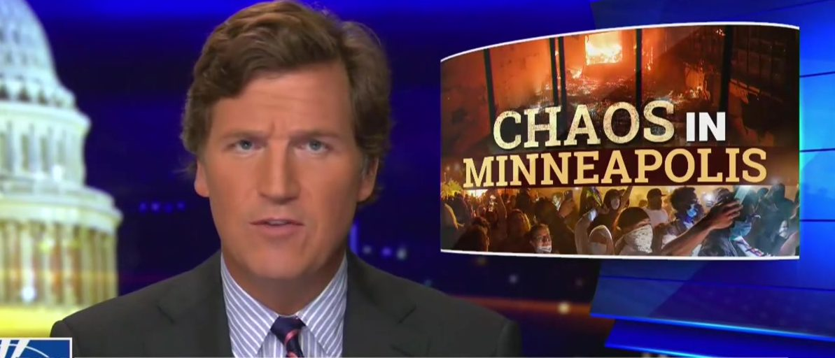 Here Are Tucker Carlson's 10 Most Noteworthy Monologues Of 2020 … So Far