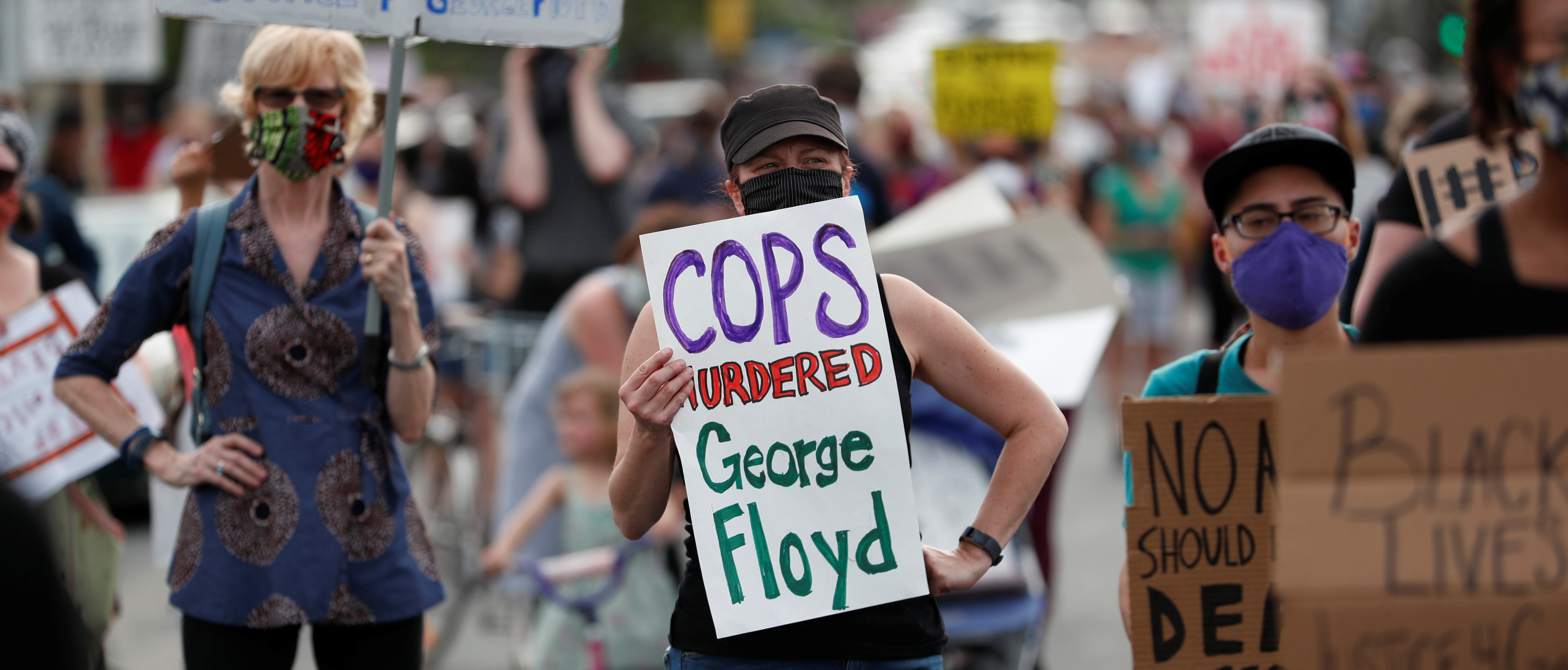 Trump Orders DOJ, FBI To Investigate George Floyd`s...