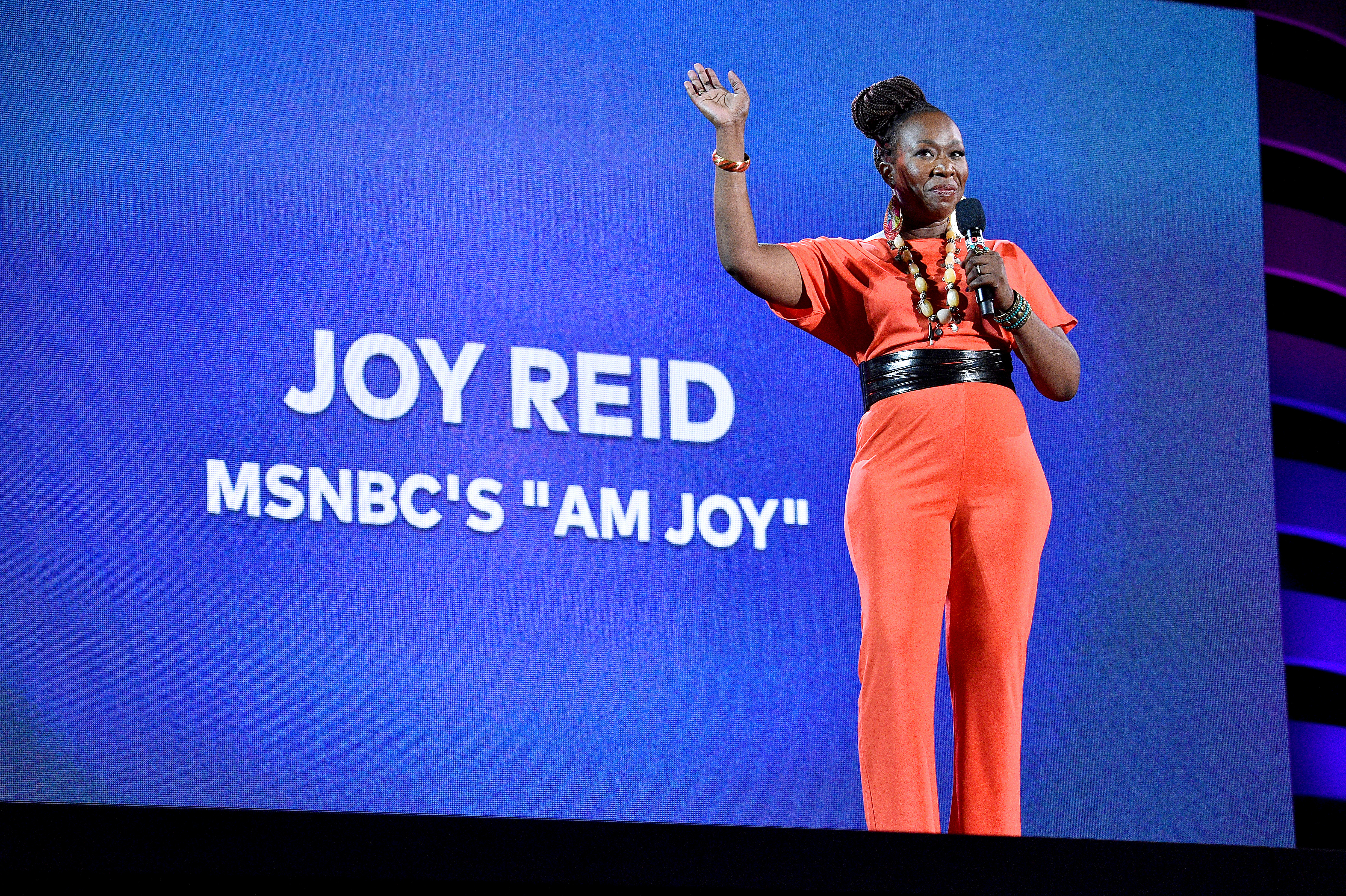 Joy Reid speaks onstage during the 2019 Global Citizen Festival: Power The Movement in Central Park on September 28, 2019 in New York City. (Theo Wargo/Getty Images for Global Citizen)