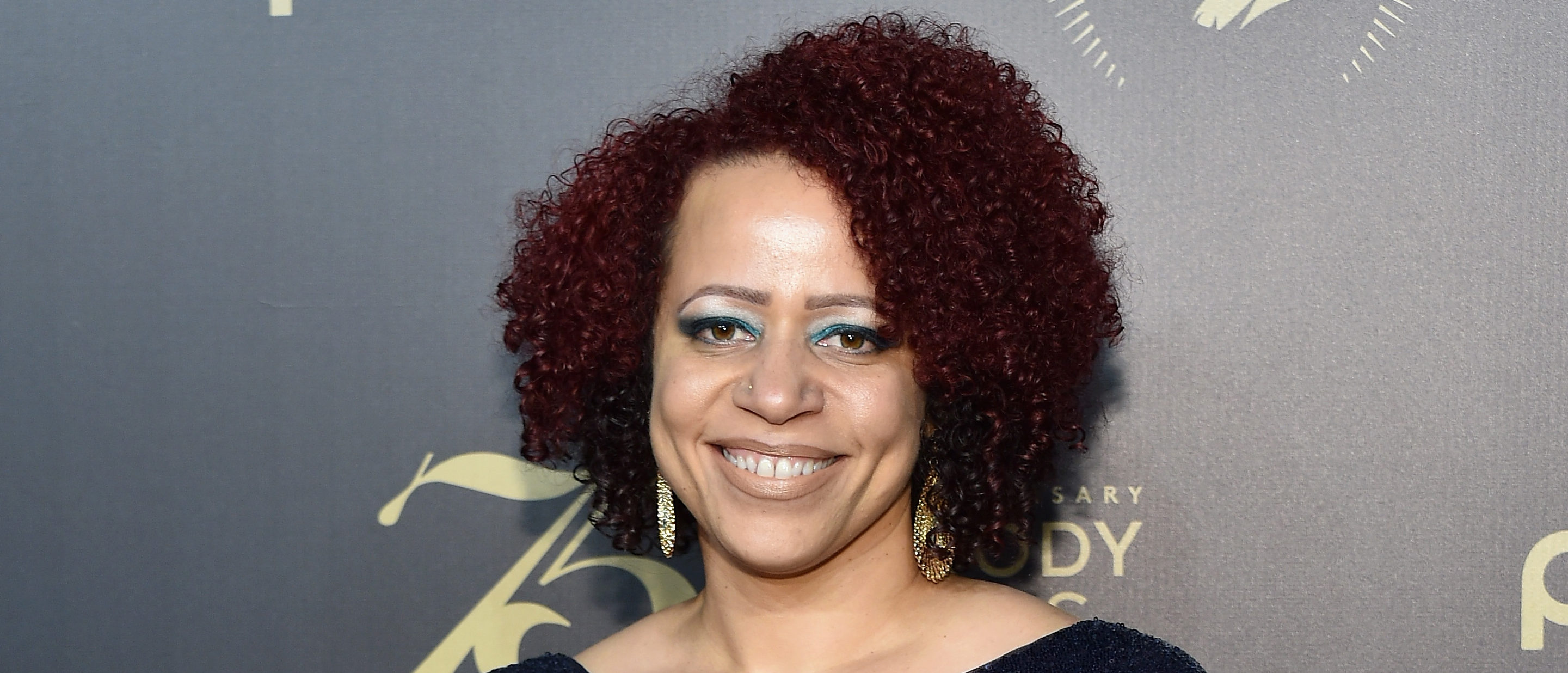 Reporter Nikole Hannah-Jones attends The 75th Annual Peabody Awards Ceremony at Cipriani Wall Street on May 20, 2016 in New York City. (Mike Coppola/Getty Images for Peabody Awards )